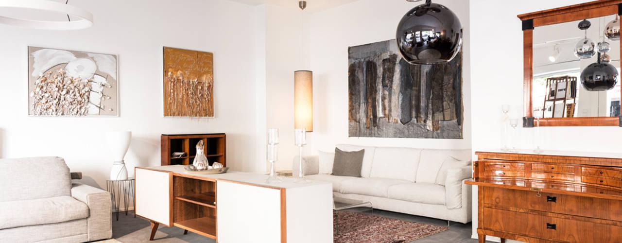3clinium - italian interior design Berlin Modern living room