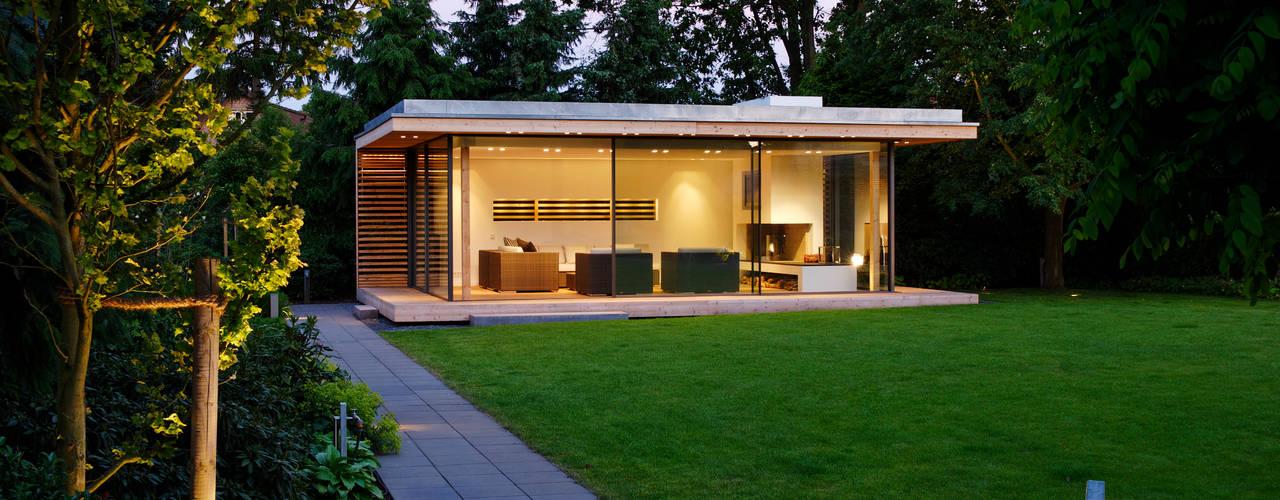 Jardins modernos por Stockhausen Fotodesign Moderno