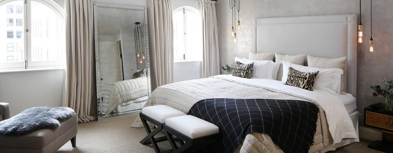 moderne Slaapkamer door Alex Maguire Photography