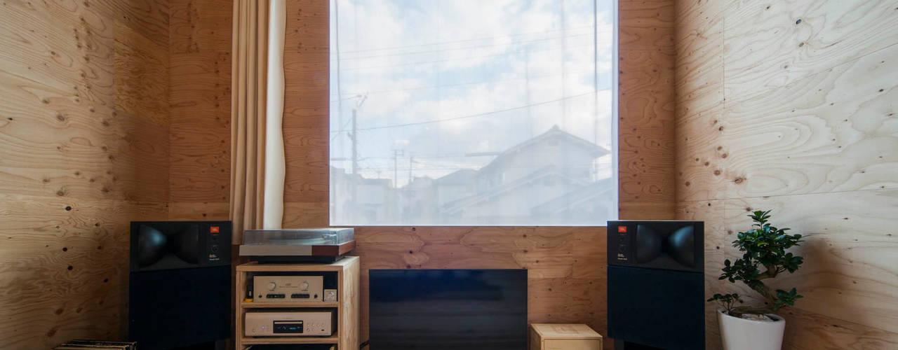 野郷原の家/House in Nogouhara アトリエセッテン一級建築士事務所 リビングルームアクセサリー&デコレーション