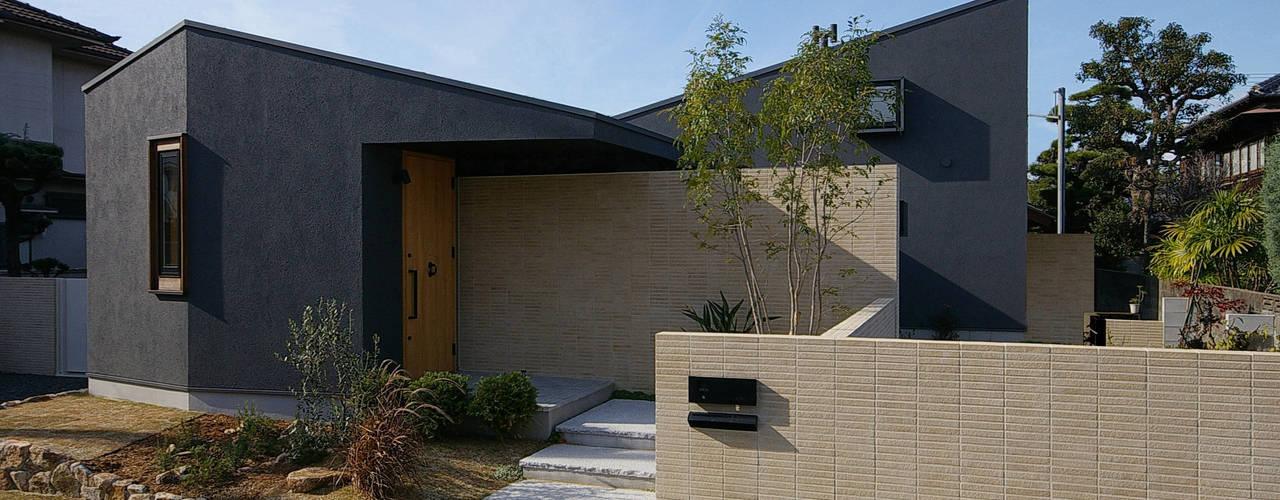 堺市の住宅 / 縁側のある家: 一級建築士事務所アールタイプが手掛けた家です。,モダン