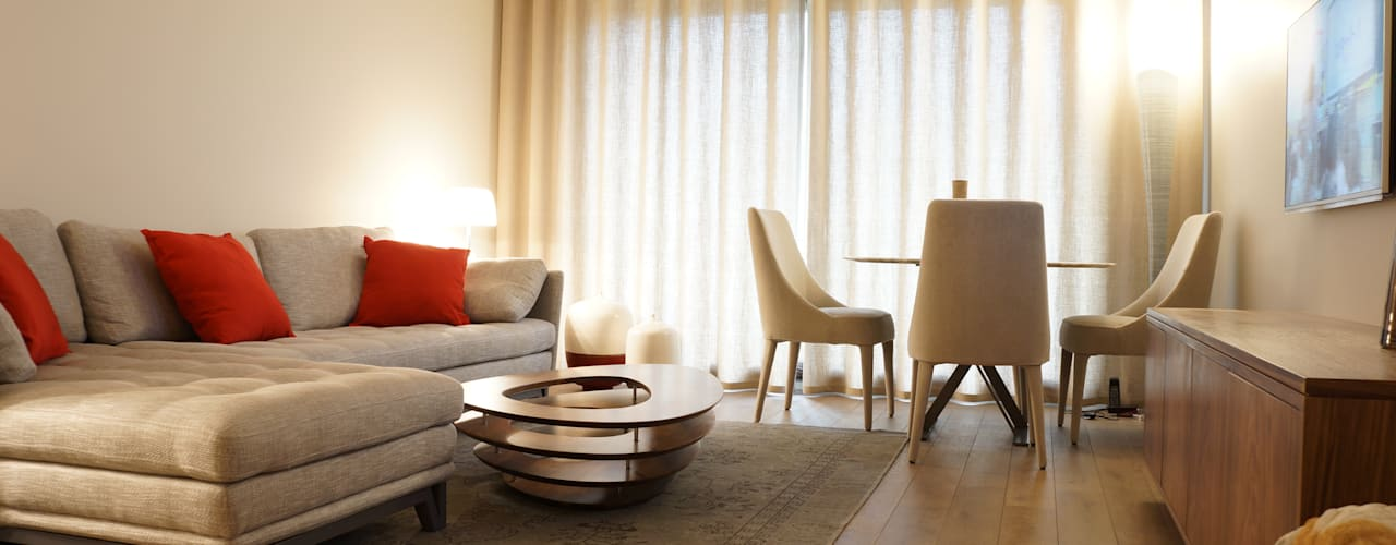 Living room by blackStones