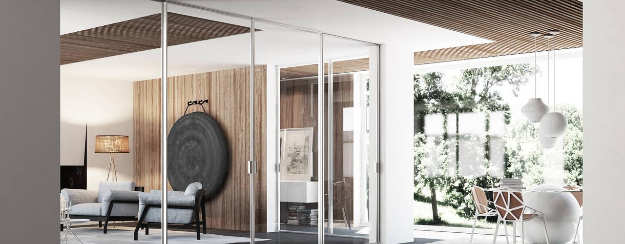12 Porte In Vetro Fantastiche Per Tutta La Casa