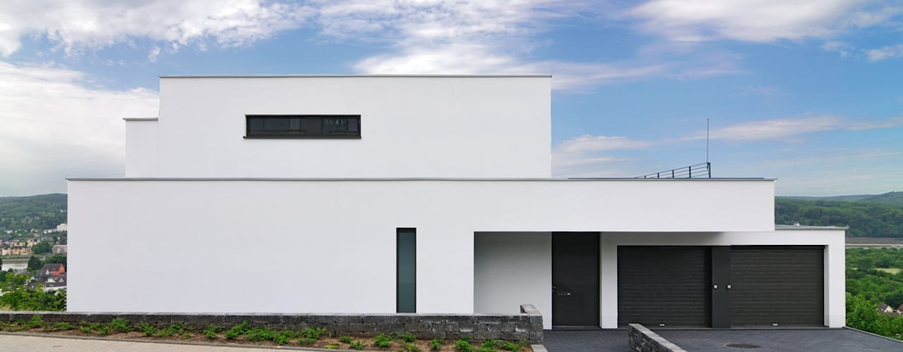 Maisons modernes par wirges-klein architekten Moderne
