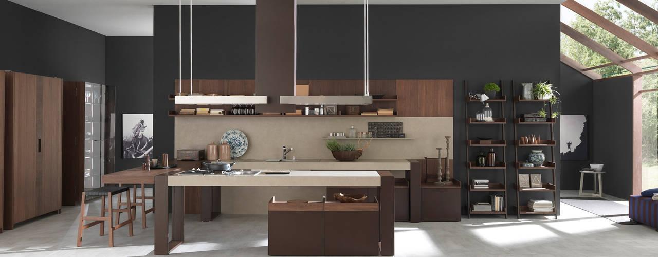 Nhà bếp by ARTE CUCINE/ PEDINI SAN ANGEL