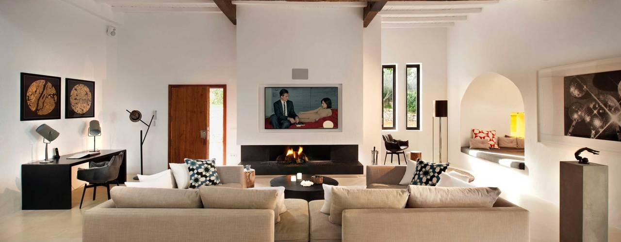Ibiza House by TG Studio Mediterranean