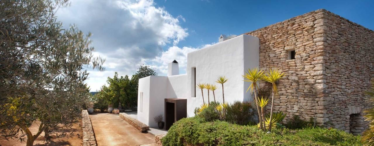 Ibiza House Casas de estilo mediterráneo de TG Studio Mediterráneo