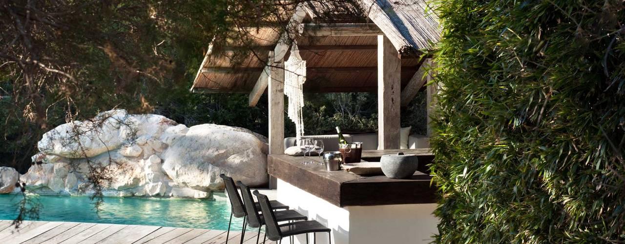 Ibiza House Albercas mediterráneas de TG Studio Mediterráneo