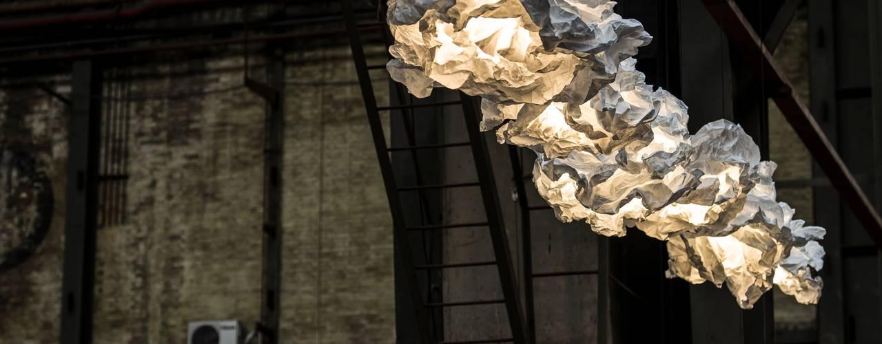 Des nuages magiques! Proplamp un luminaire hors du commun NEDGIS Couloir, entrée, escaliersEclairage