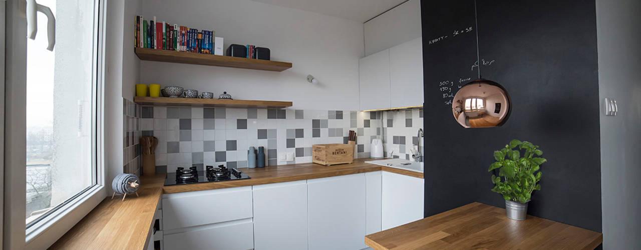Mała Kuchnia W Bloku Jak Ją Urządzić