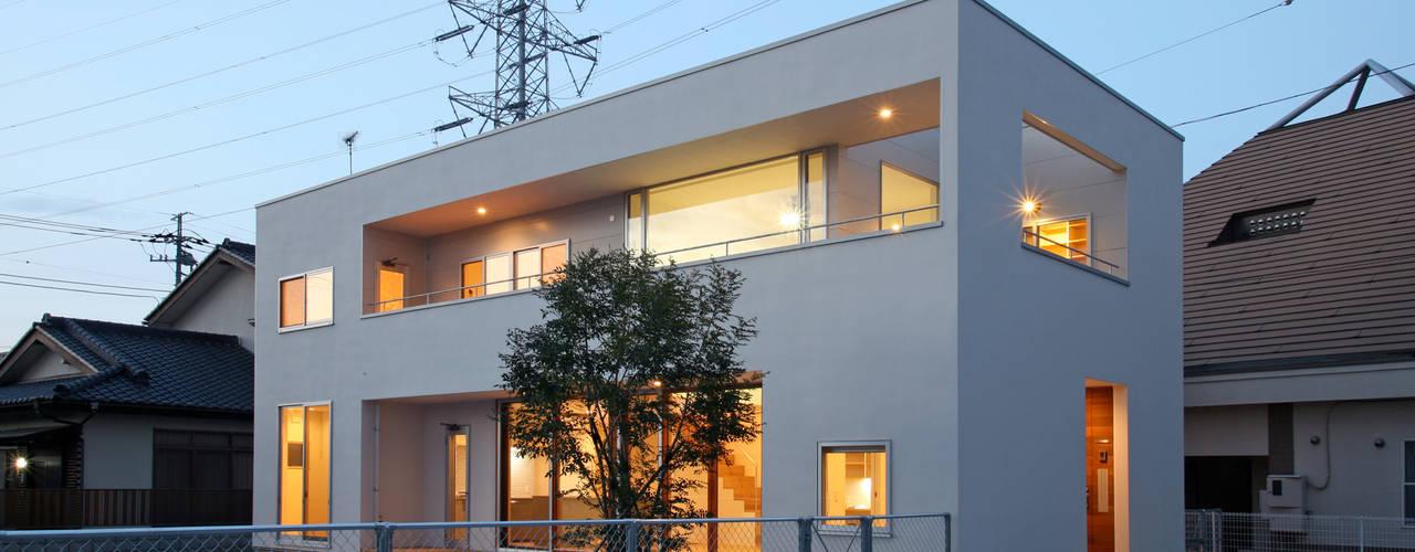 くるりのある家: 設計事務所アーキプレイスが手掛けた家です。