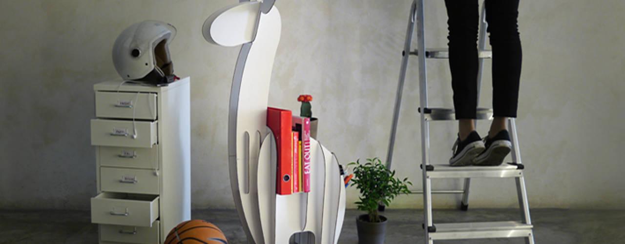 Products Escritórios minimalistas por Toyno Minimalista