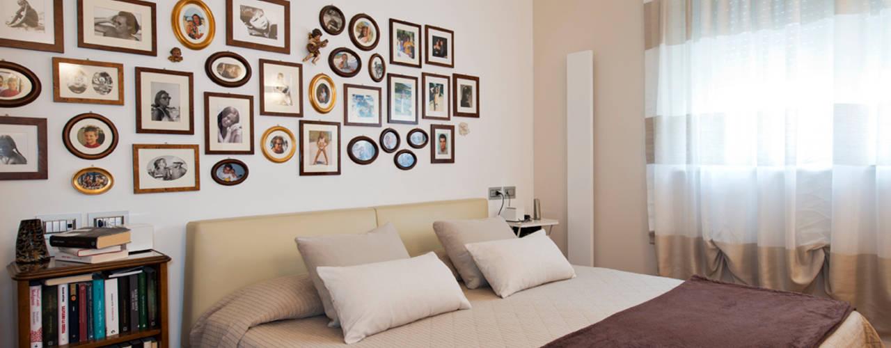 ห้องนอน by FASE ARCHITETTI ASSOCIATI