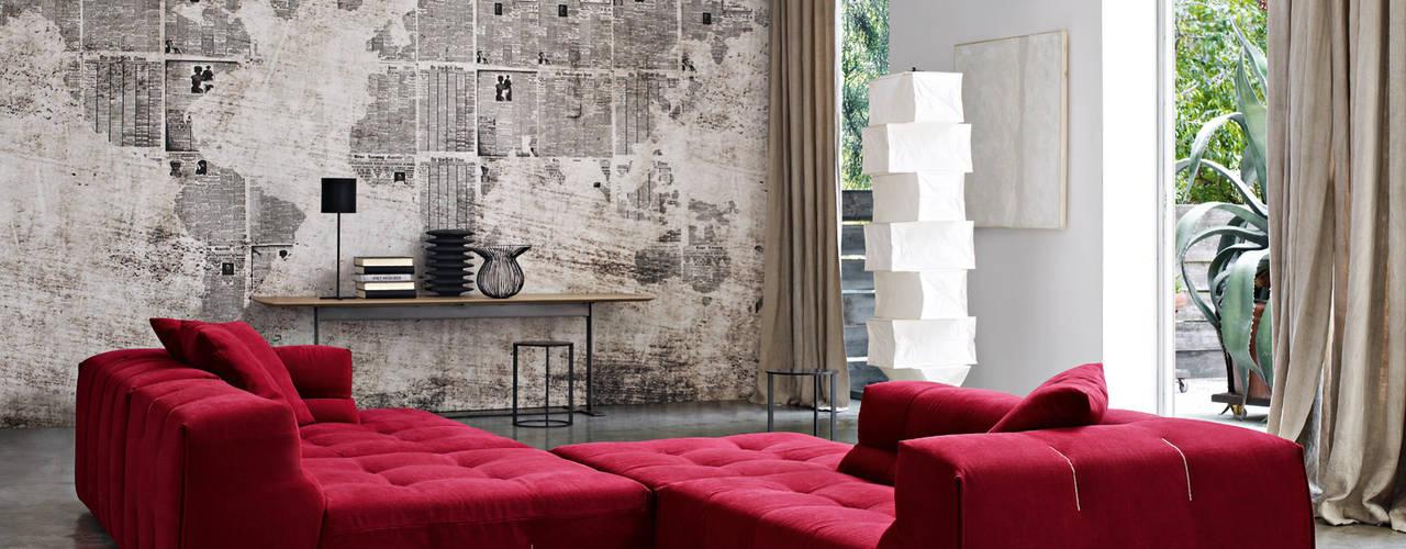 Sofas de Campbell Watson Moderno