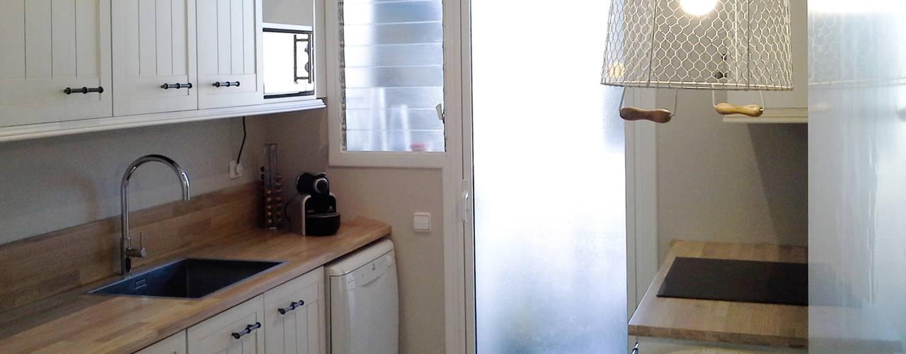 Vicente Galve Studio: akdeniz tarzı tarz Mutfak
