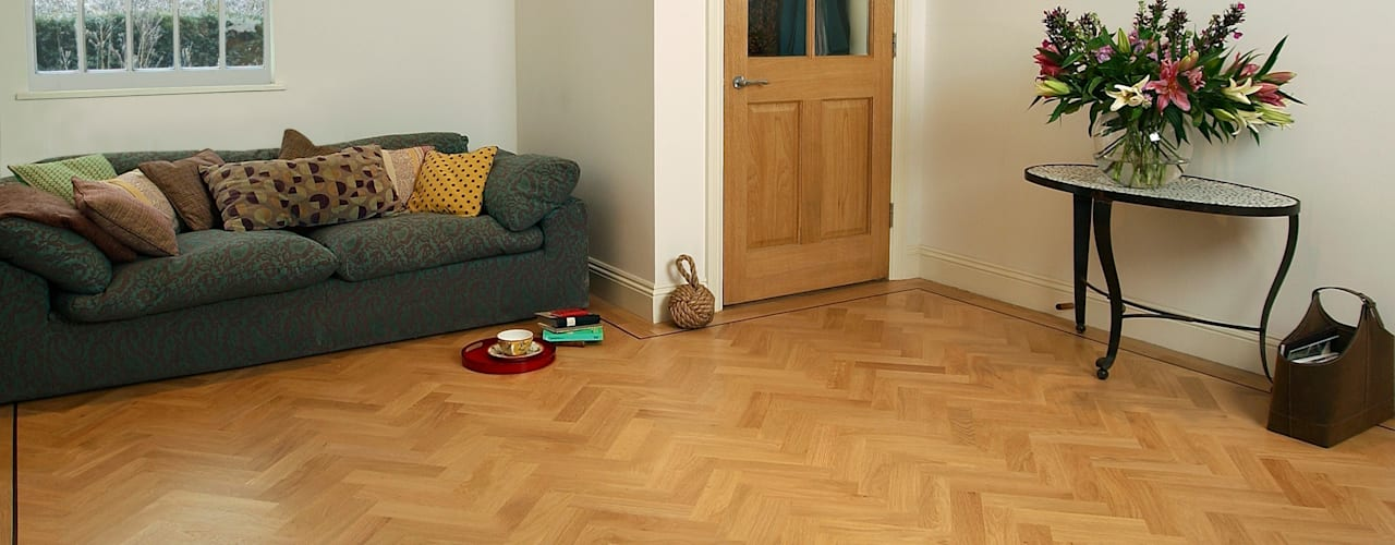 Solid Oak Prime Parquet :   by The Natural Wood Floor Company