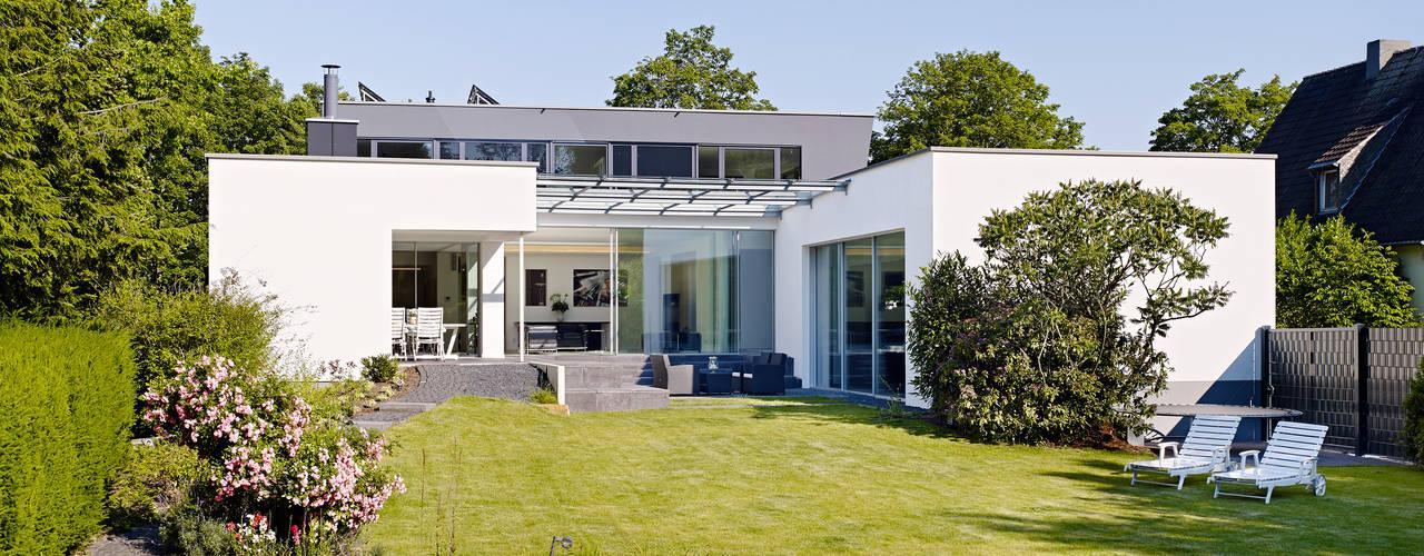 Casas  por Gritzmann Architekten , Minimalista