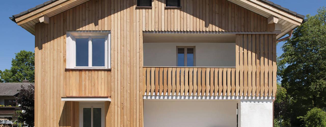 Wohnhaus Otterfing Klassische Häuser von gerstmeir inić architekten Klassisch