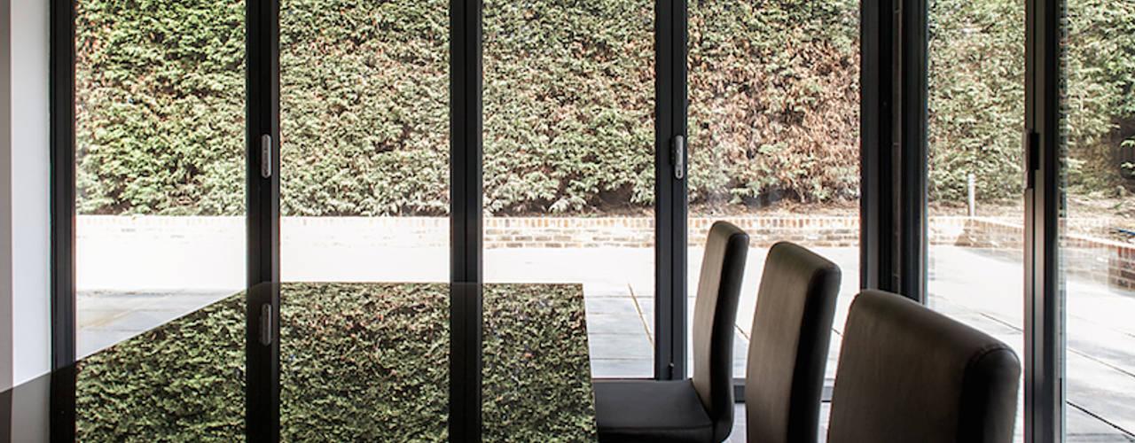 Essex Glamour:  Windows  by Nic  Antony Architects Ltd