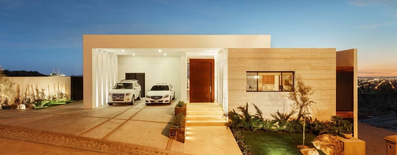 Casas modernas de Imativa Arquitectos Moderno