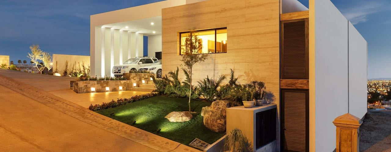 Houses by Imativa Arquitectos
