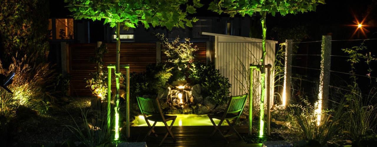 modern Garden by -GardScape- private gardens by Christoph Harreiß