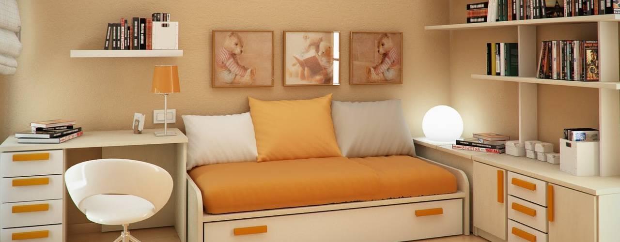 modern Nursery/kid's room by Tadilat Firması