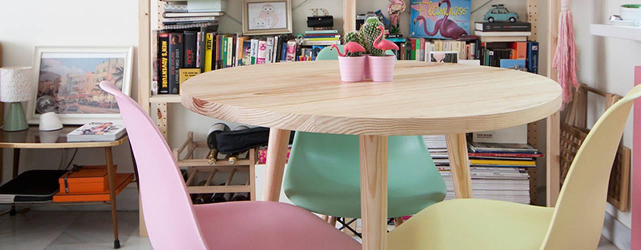 Modern Dining Room by www.rocio-olmo.com Modern
