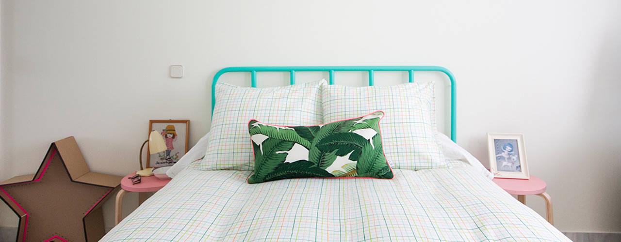 Bedroom by www.rocio-olmo.com