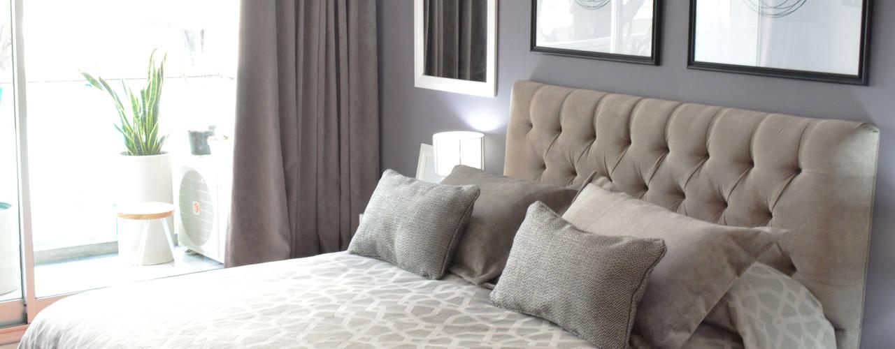 Dormitorios de estilo moderno de Nicolas Pierry: Diseño y Decoración de Interiores Moderno