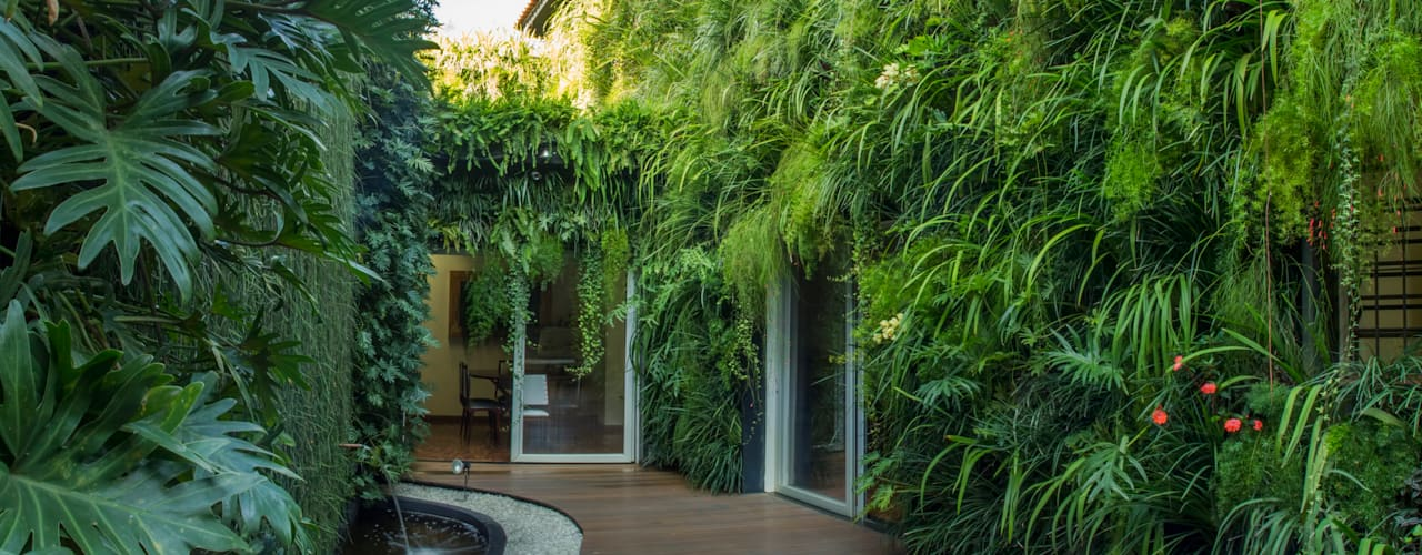 Quadro Vivo Urban Garden Roof & Verticalが手掛けた