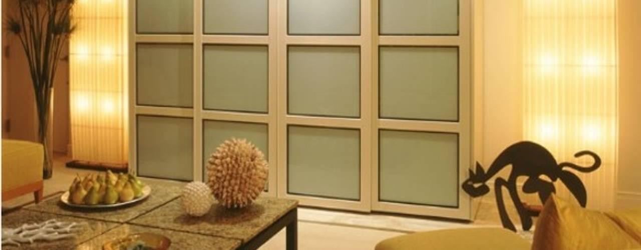 Interiorismo Departamentos Las Ventanas:  de estilo  por BAO
