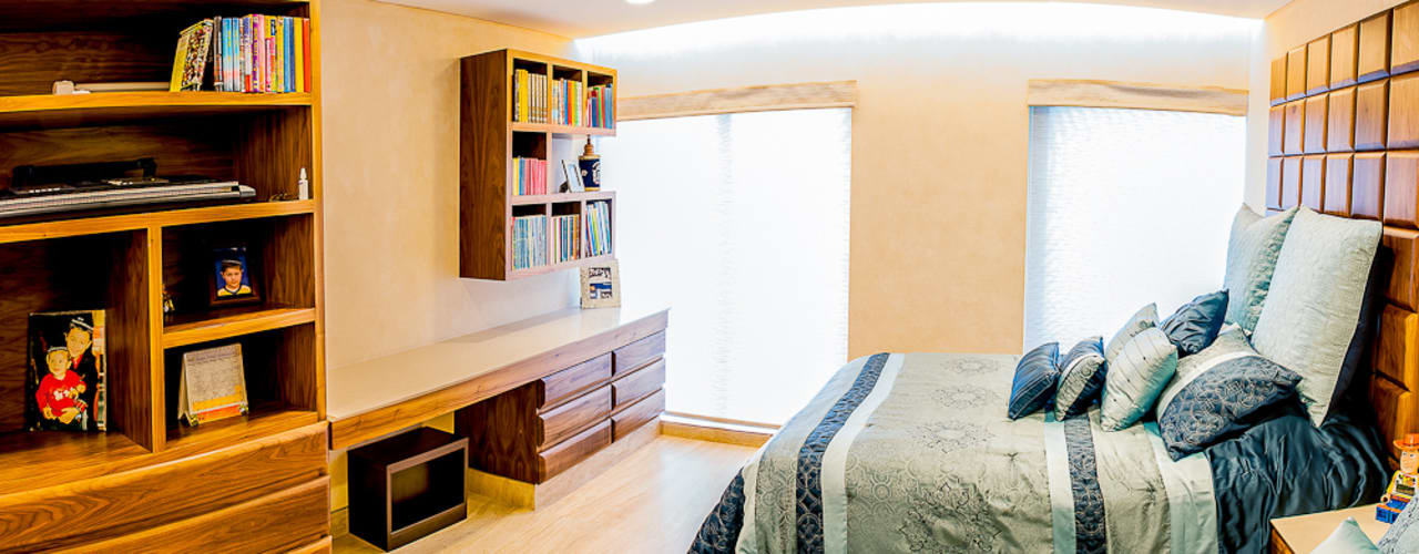Ideas y estilos para decorar habitaciones juveniles for Ideas para decorar habitaciones juveniles