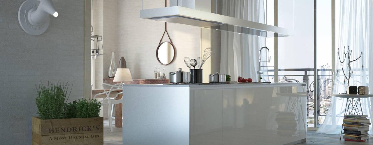 Keuken door Onlydesign