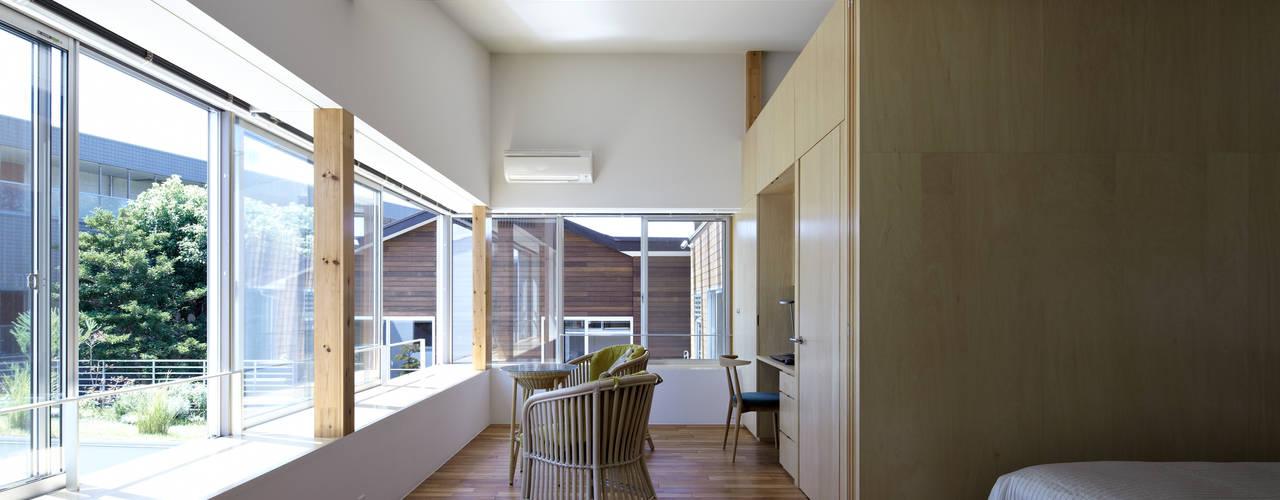 Spiral roof 根據 工藤宏仁建築設計事務所 現代風