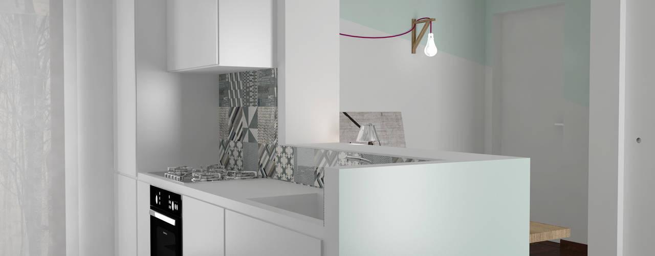 مطبخ تنفيذ moovdesign