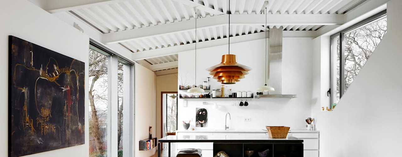 industrial Kitchen by miba architects