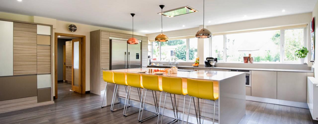 Lisa Melvin Design : modern tarz , Modern