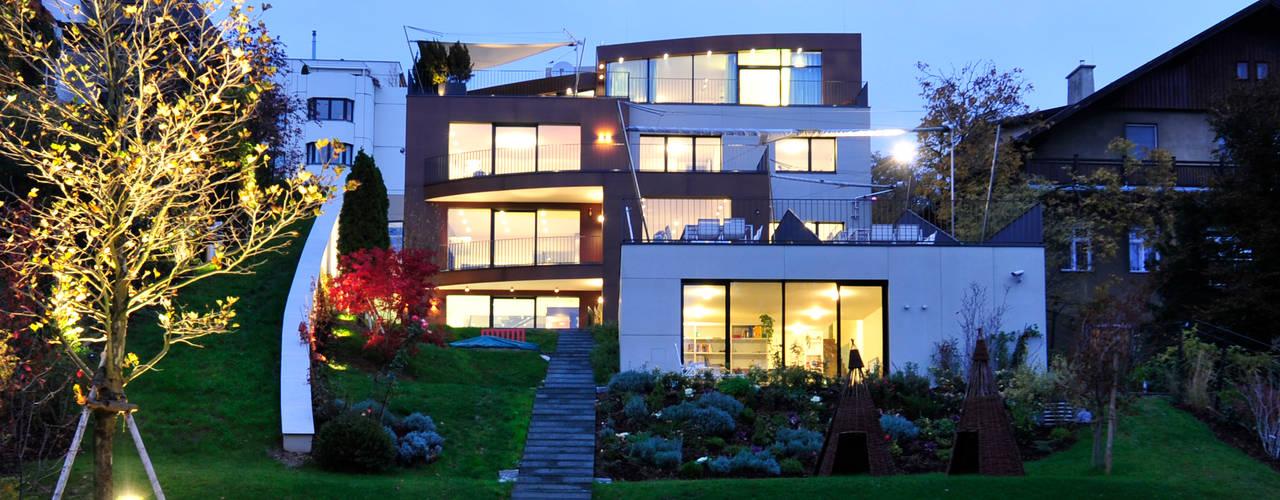 Huizen door zone architekten