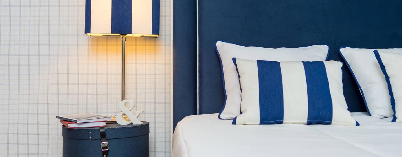 Eclectische slaapkamers van Ângela Pinheiro Home Design Eclectisch