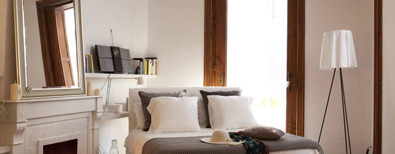 Eclectic style bedroom by Deu i Deu Eclectic