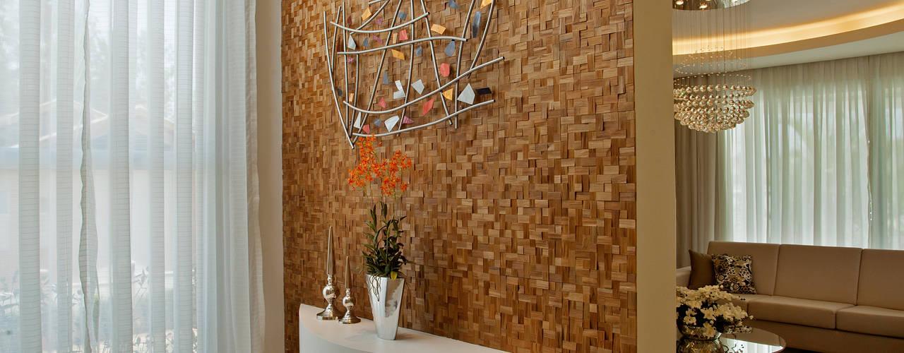 Modern Koridor, Hol & Merdivenler Designer de Interiores e Paisagista Iara Kílaris Modern