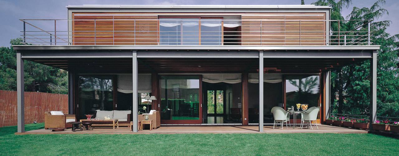 บ้านและที่อยู่อาศัย by Artigas Arquitectes