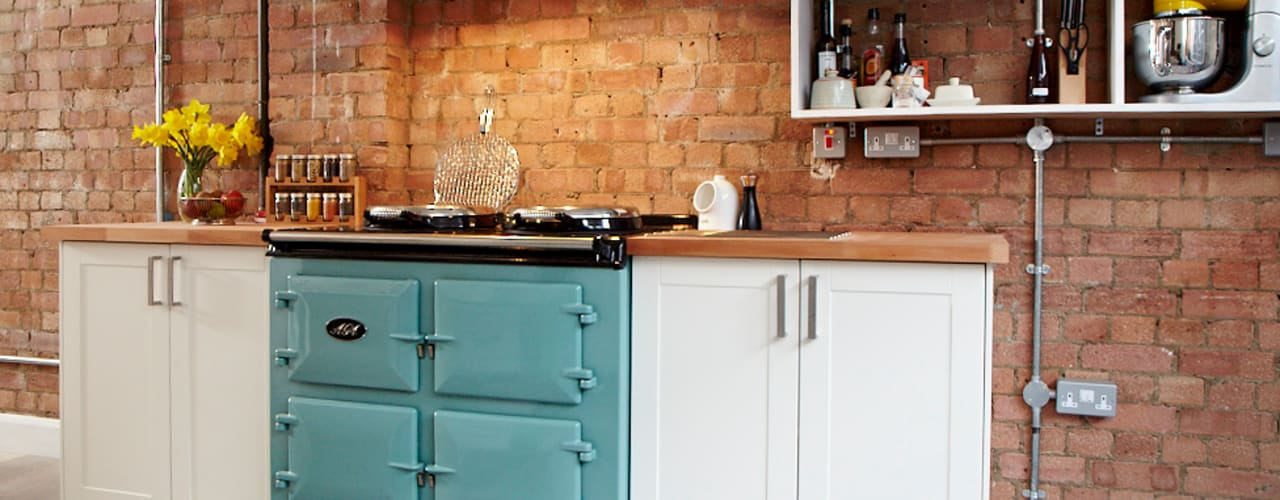 Brilliant Bethnal Green Industrial style kitchen by Propia Industrial
