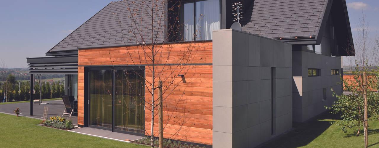 Houses by Studio S Biuro architektoniczne Michał Szymanowski