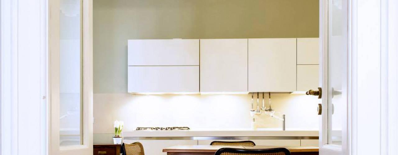 Azzurra Garzone architetto Kitchen