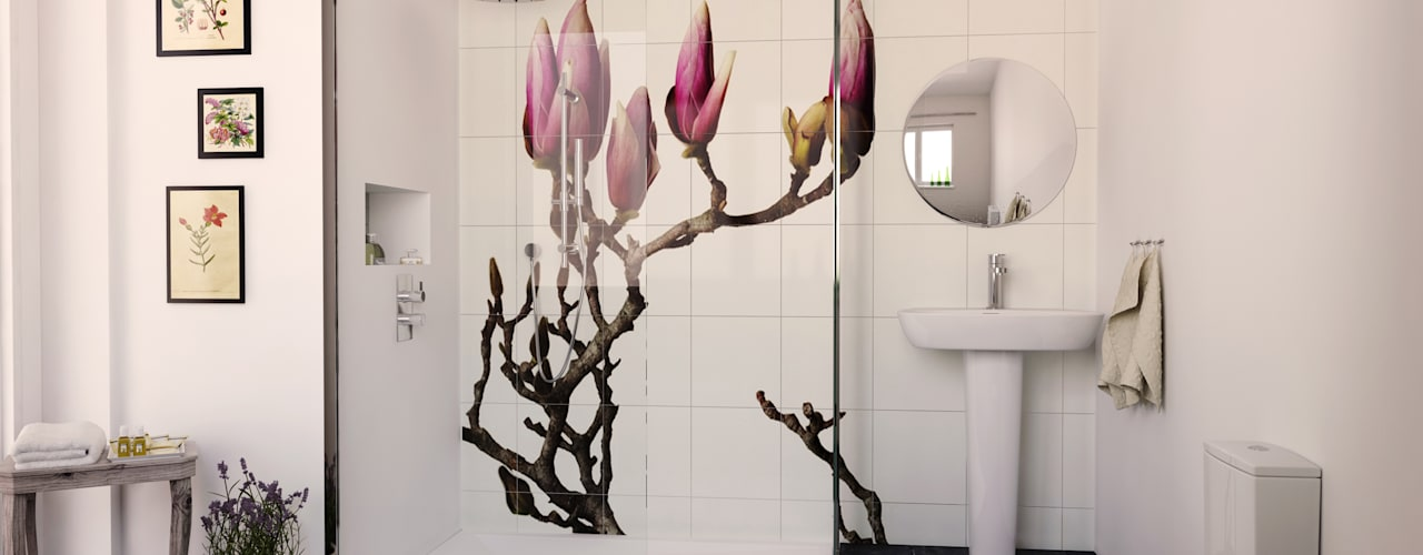 Bathroom Inspiration por Bathrooms.com Clássico