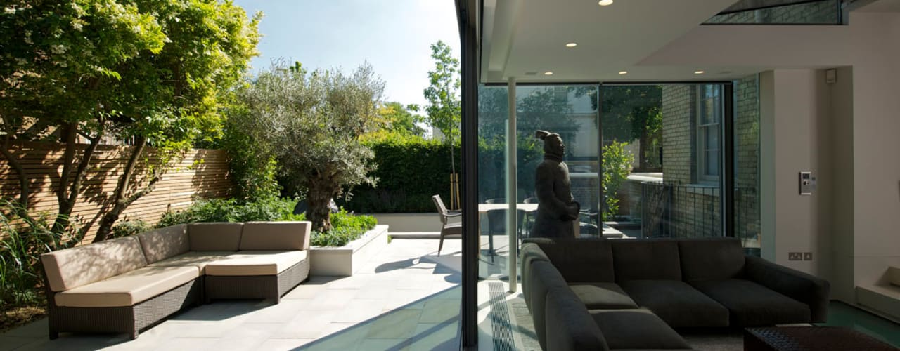 St John's Wood, London Modern windows & doors by Maxlight Modern