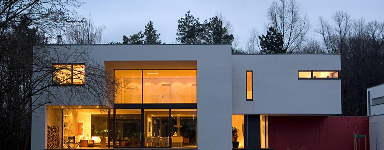 Moderne huizen van wirges-klein architekten Modern