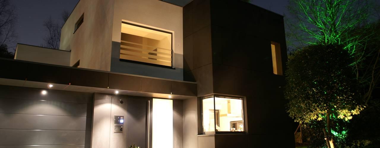 Huizen door wirges-klein architekten